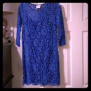 Brand new lace Anthropologie dress